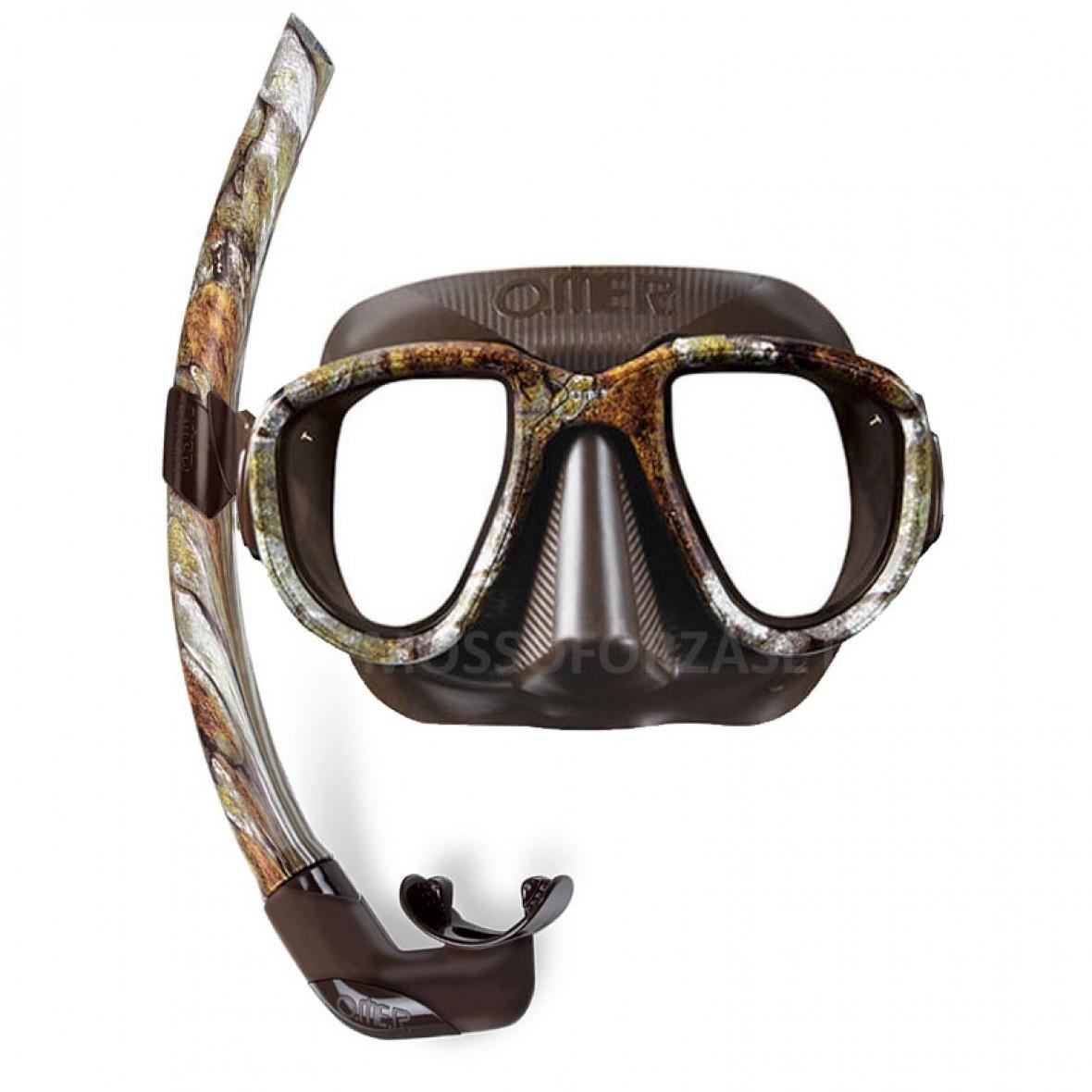 maschera e boccaglio in inglese