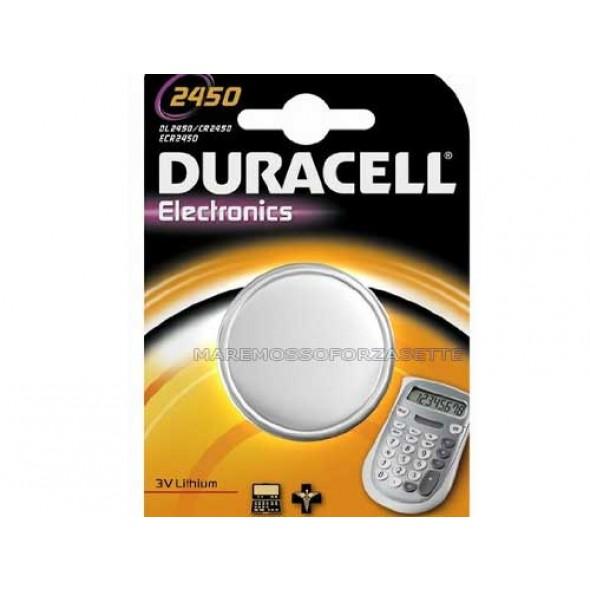 Batteria pila Duracell 2450 per computer subacquei