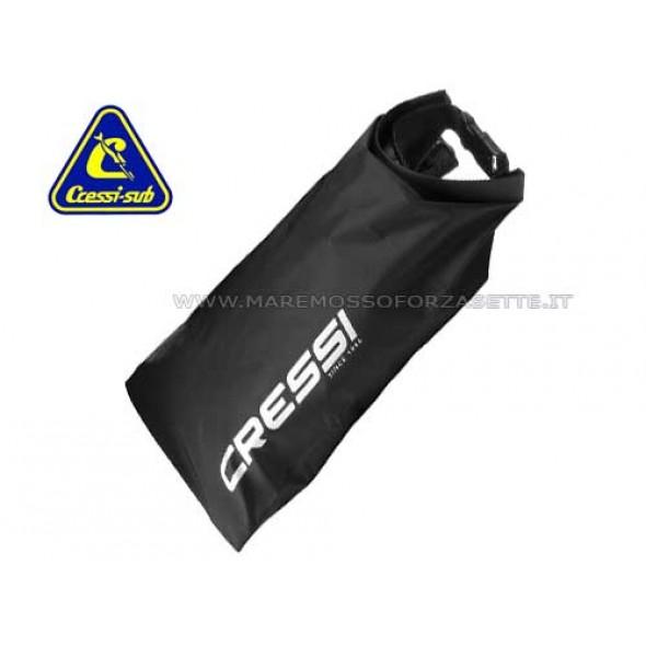 Dry-bag Cressi Sub 2 litri impermeabile