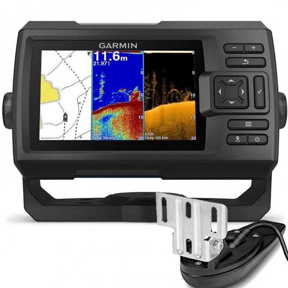 GARMIN STRIKER PLUS 5DV ECOSCANDAGLIO A COLORI CON GPS