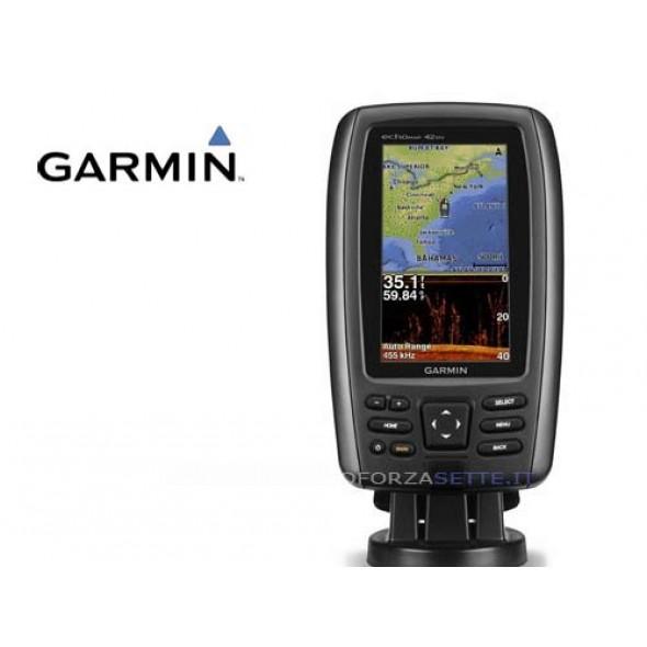 Ecoscandaglio Gps Cartografico Garmin Echomap Chirp 42cv