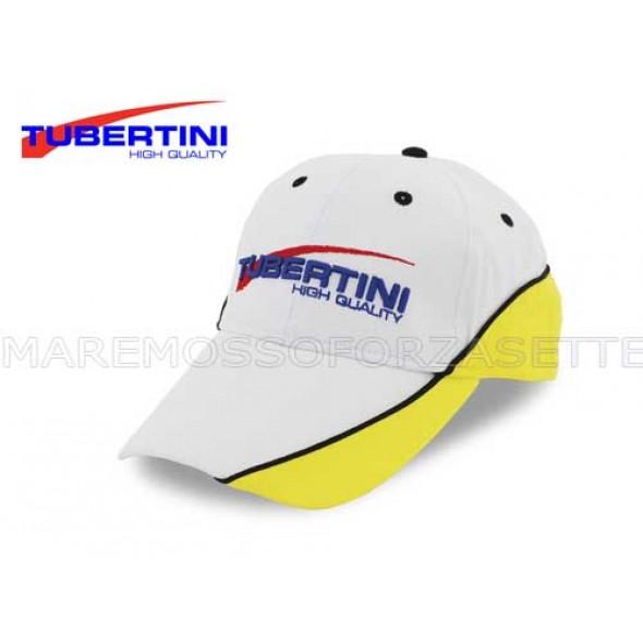 CAPPELLO PER LA PESCA TUBERTINI CONCEPT YELLOW CAP