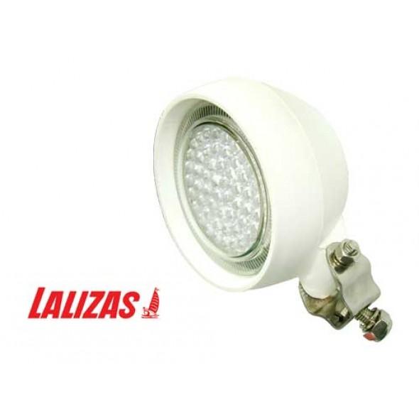 FARO LALIZAS TONDO SPOTLIGHT 54 LED CON STAFFA