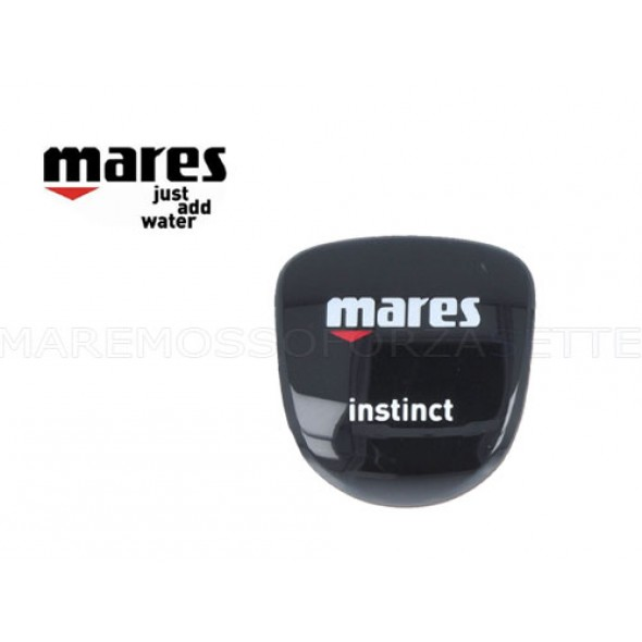Pulsante di scarico per erogatore Mares instinct 46201197