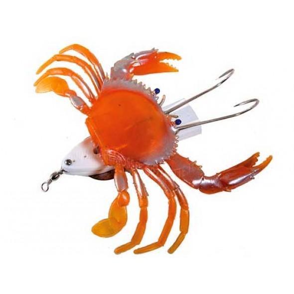 Polpaia armata con granchio Orange gr 280