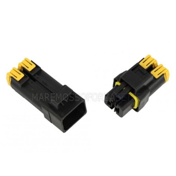 Connettore Elettrico Per Gonfiatore Turbo Max