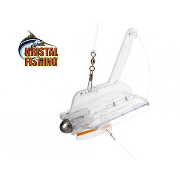 AFFONDATORE TRAINA KRISTAL FISHING AFC3 INVISIBILE SQUID CATCER
