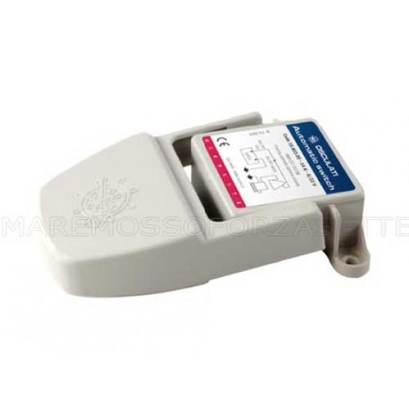 Interruttore automatico per pompe di sentina