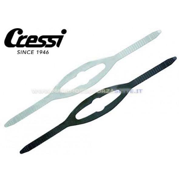 Cinturino Cressi Sub In Silicone Per Maschere
