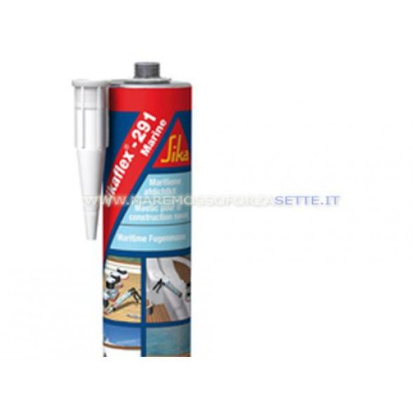 Sigillante polivalente Sikaflex 291 bianco 300ml
