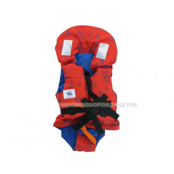 Salvagente bambino omologato 150n EN ISO 12402-3
