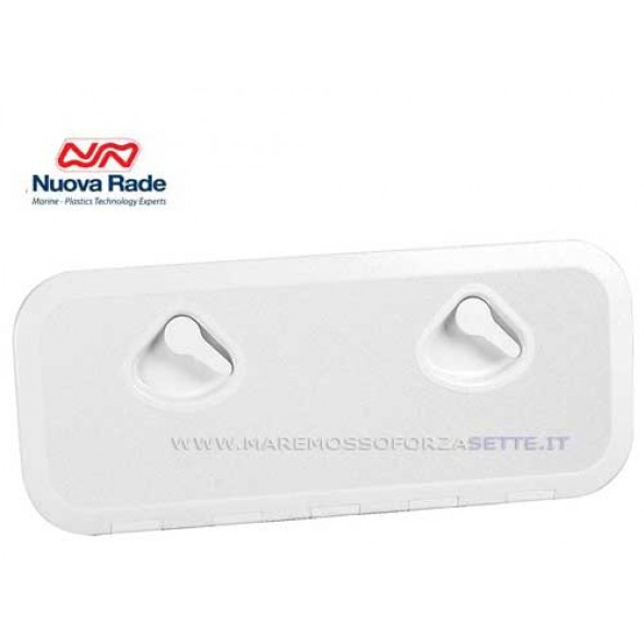 SPORTELLO RETTANGOLARE SERIE TOP LINE 607x243 mm