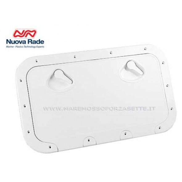 SPORTELLO RETTANGOLARE GRANDE SERIE CLASSIC 600X355mm