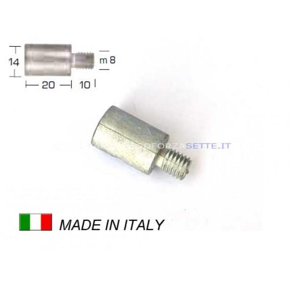 Anodo in zinco per scambiatore VM 3123200