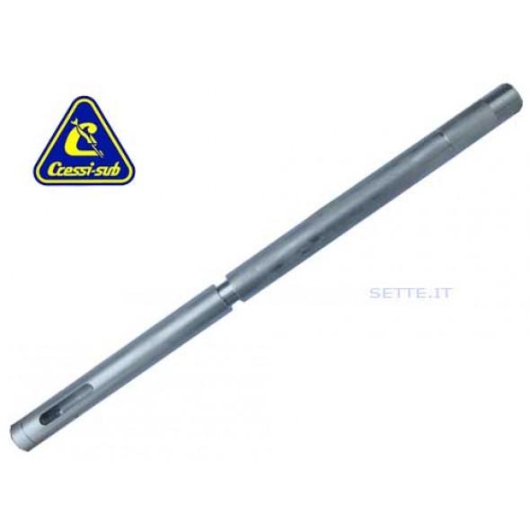Canna in alluminio per fucili Cressi Sub serie SL Star