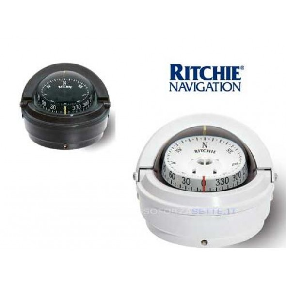 Bussola Barca Ritchie Serie Voyager S87 Mm 76