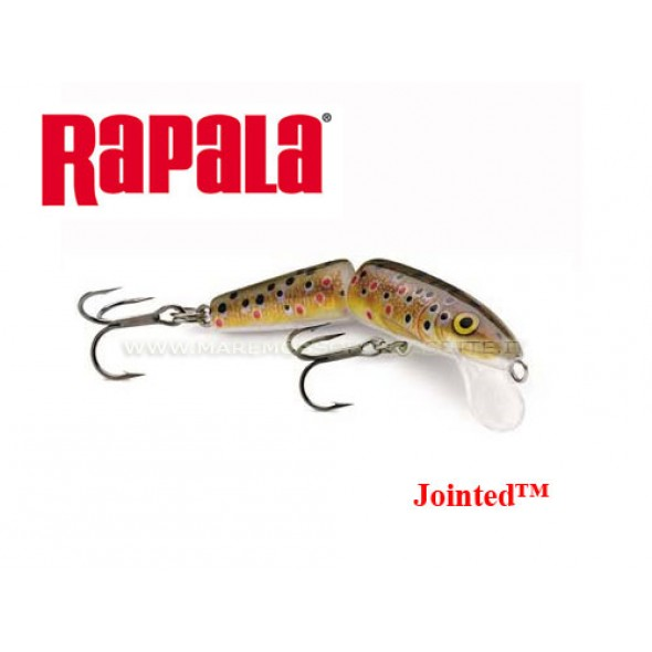 ARTIFICIALE RAPALA JOINTED