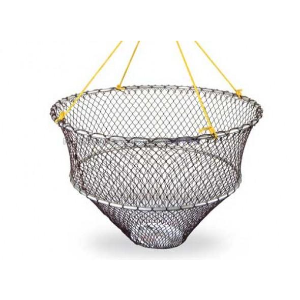 Retino per pesca gamberi e granchi diametro cm 30