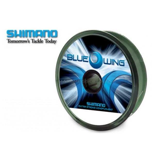 MONOFILO DA PESCA SHIMANO BLUE WING 1000 METRI