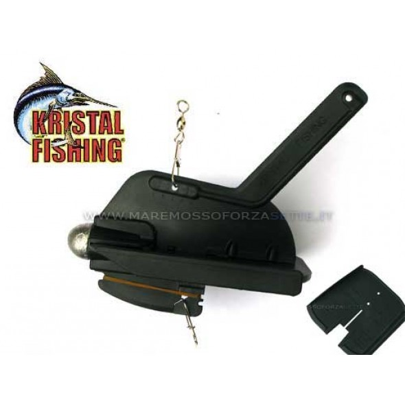 AFFONDATORE TRAINA KRISTAL FISHING AFC SQUID CATCER DIVERGENTE