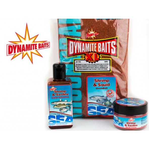 Pastura Da Mare Dynamite Baits Sea Groundbait