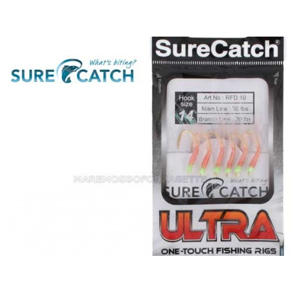 CALAMENTO SURE CATCH 6 AMI ULTRA RFD10