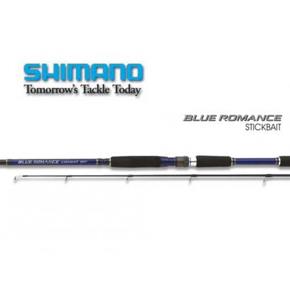 CANNE DA SPINNING IN MARE SHIMANO SERIE BLUE ROMANCE