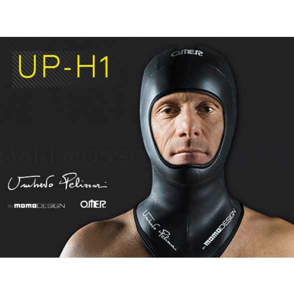 Cappuccio Neoprene 2mm Omer Pelizzari Up-h1