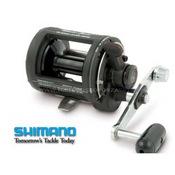 Mulinello Traina Shimano 2000ld Charter Special