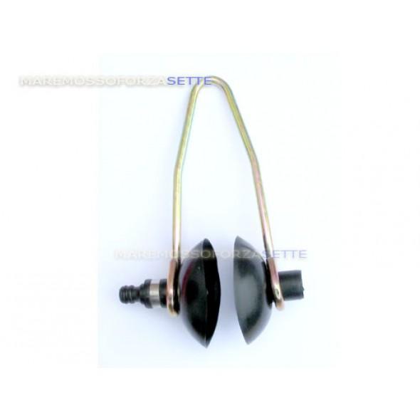 Cuffia lavaggio motore motor flusher