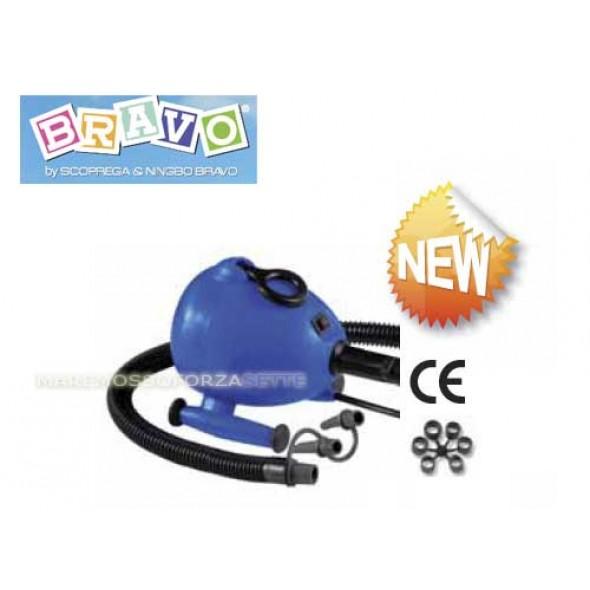 Gonfiatore Elettrico Bravo Ov4 220 Volt