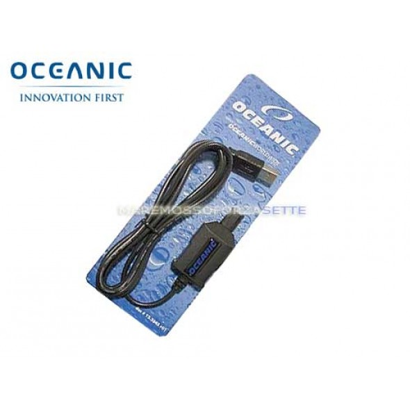 CAVO USB INTERFACCIA PC PER COMPUTER OCEANIC 04.9600