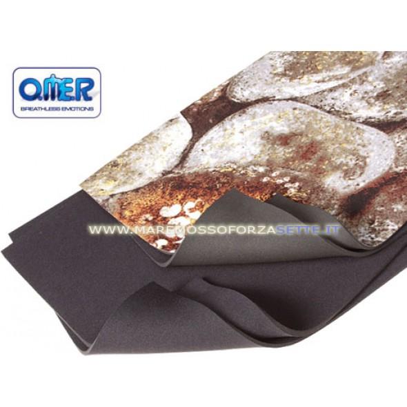 Fogli In Neoprene Omer Mimetico 3D/Cell 3mm 50cm X 30cm