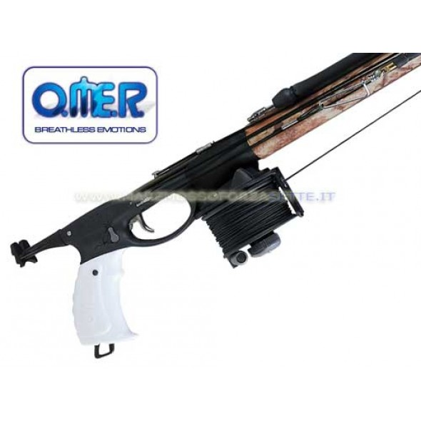 Fucile Sub Arbalete Omer Cayman Et Mimetico Mis 115