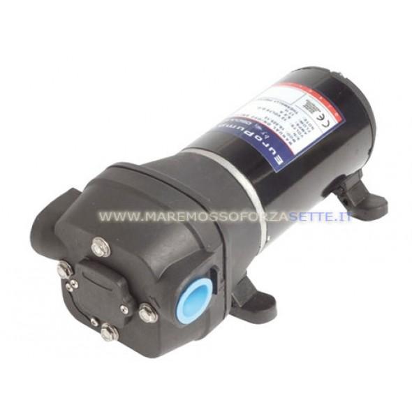 Pompa di sentina auto aspirante 4 membrana 24 volt