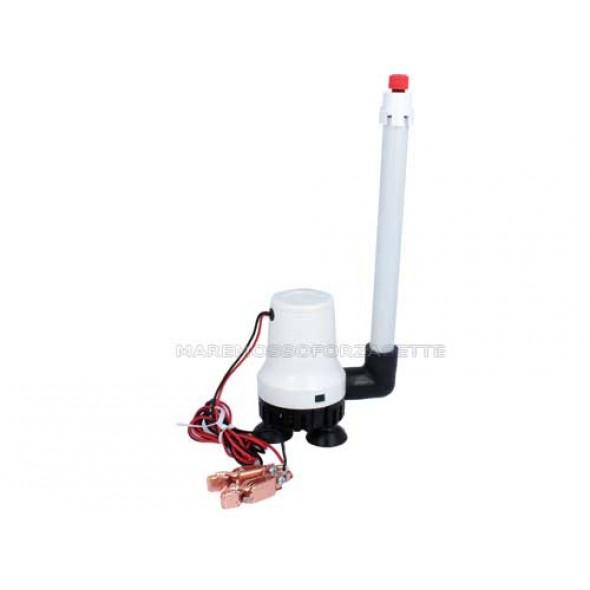 Pompa ossigenatore per vasche vivo 12 volt TMC