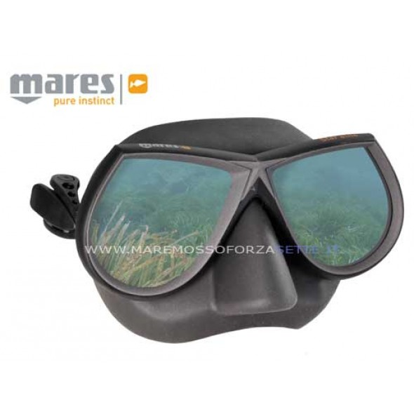 Maschera sub Mares Star Elite specchio per Apnea