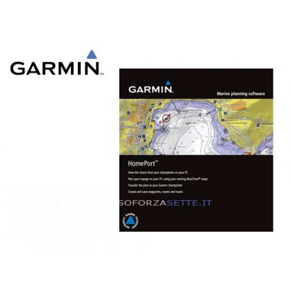 Software Di Pianificazione Per Rotte Nautiche Garmin Homeport