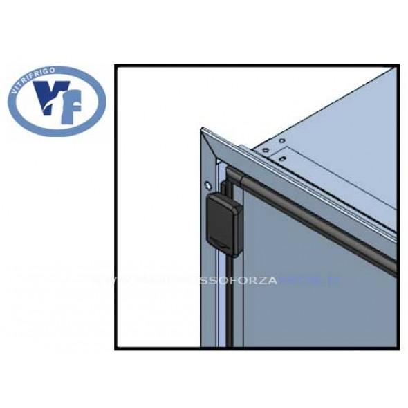 Profilo Di Rifinitura Per Frigo Vitrifrigo C42 C51 Door Inside
