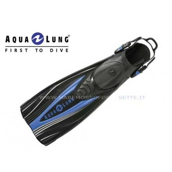 Pinne Technisub Express Adj Size Regular (41-44) blu