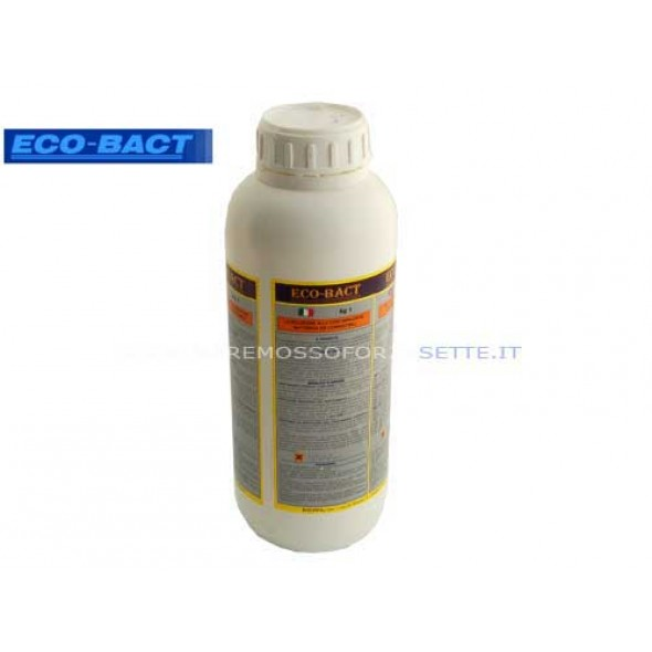 Eco bact battericida per gasolio 1 kg