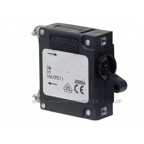 Interruttore di protezione magneto idraulico 50A