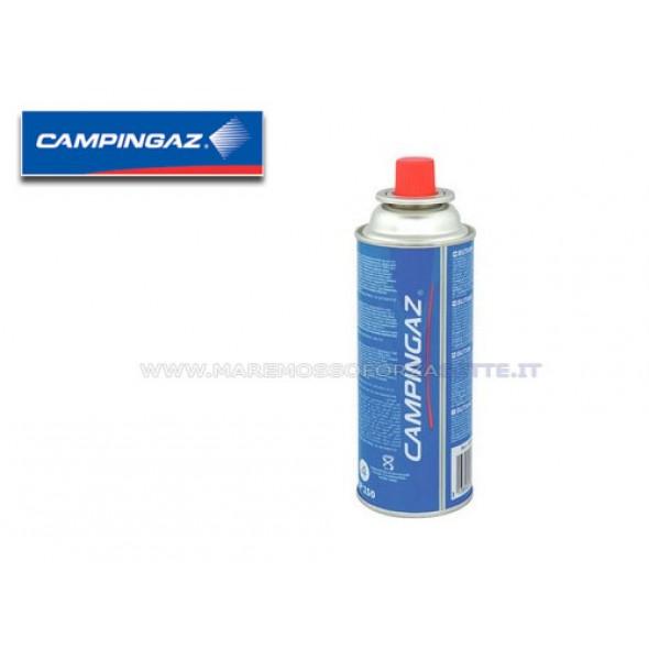 CARTUCCIA GAS BUTANO CAMPINGAZ CP250 PER FORNELLI E STUFE