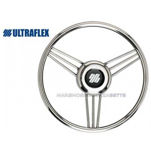 VOLANTE ULTRAFLEX V27 INOX AMAGNETICO