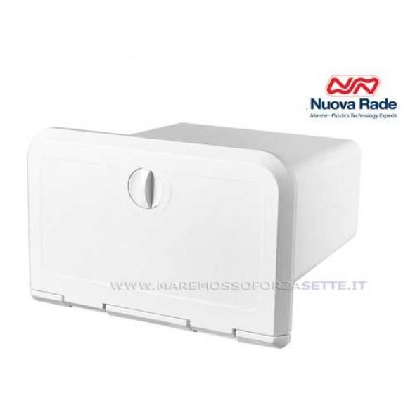 Sportello piccolo per VHF con contenitore 285x165mm