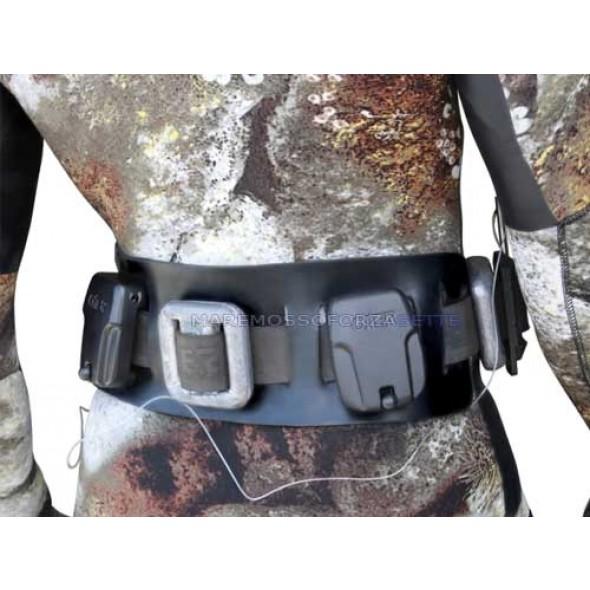 Fascia Per Cintura Zavorra Omersub Comfort Belt