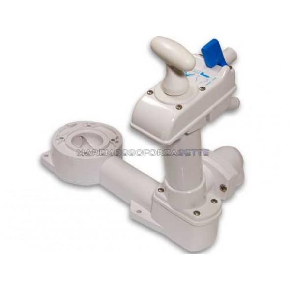 Pompa di ricambio per WC barca manuale