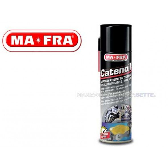 GRASSO POLIFUNZIONALE SPRAY MAFRA CATENOIL 500ML