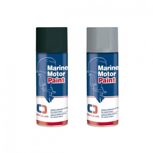 Antivegetativa per motore fuoribordo spray antifouling nautica manutenzione