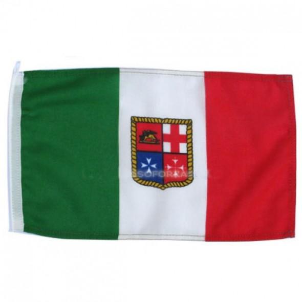 bandiera italiana marina mercantile